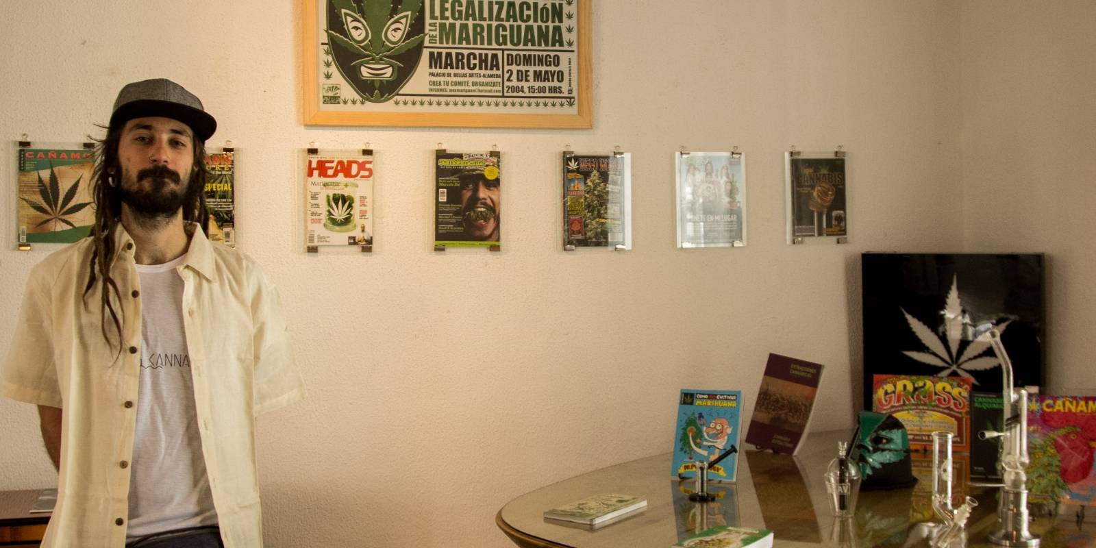 Nación Cannabis | Cannativa, el primer colectivo de educación cannábica en México como alternativa terapéutica