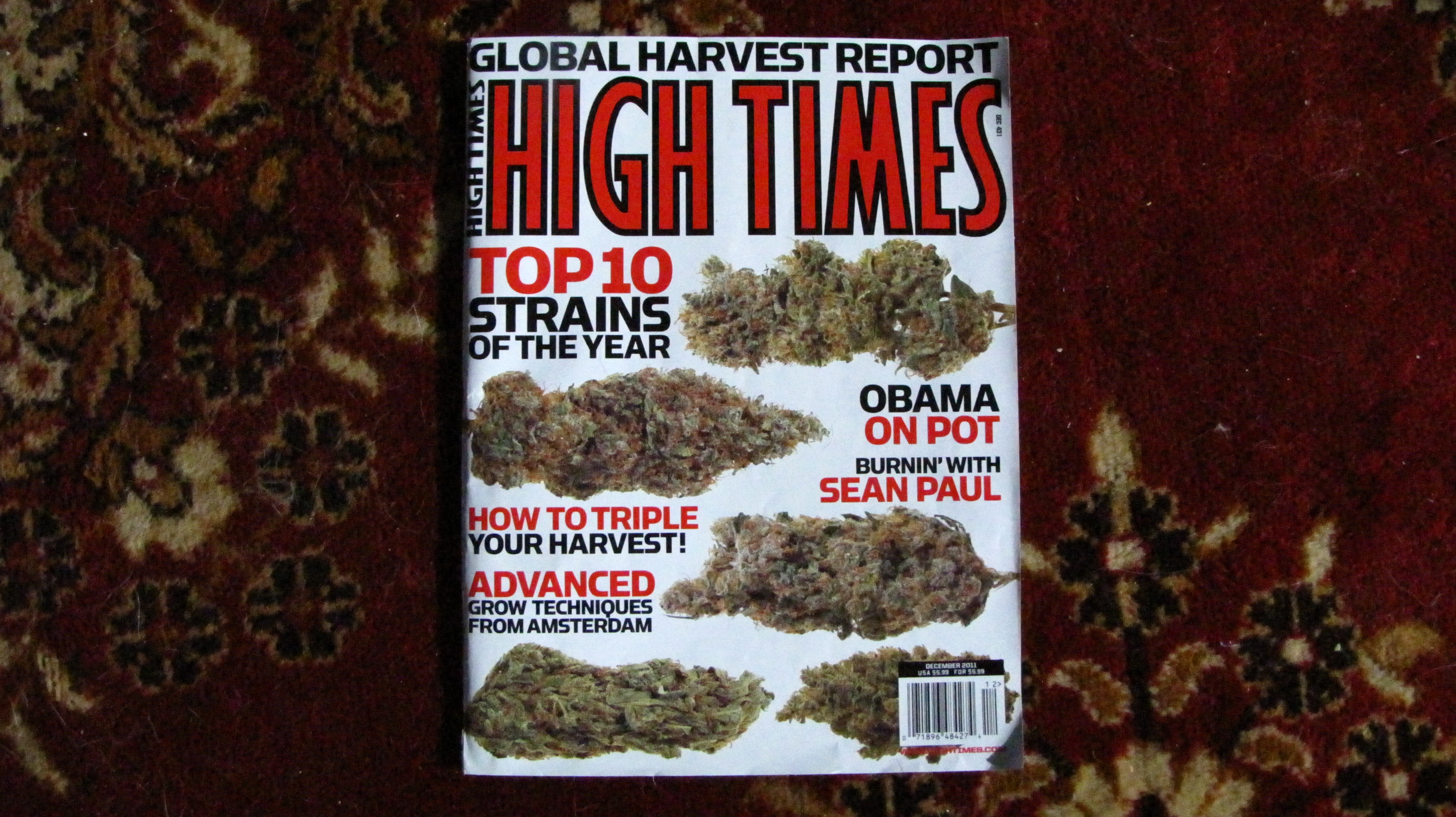 nuevo accionista mayoritario en la revista High Times