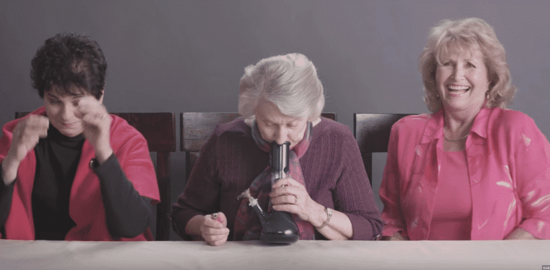 Nación Cannabis | ¿Recuerdas las fiestas Tupperware? Ahora los ancianos se reúnen a fumar cannabis e informarse
