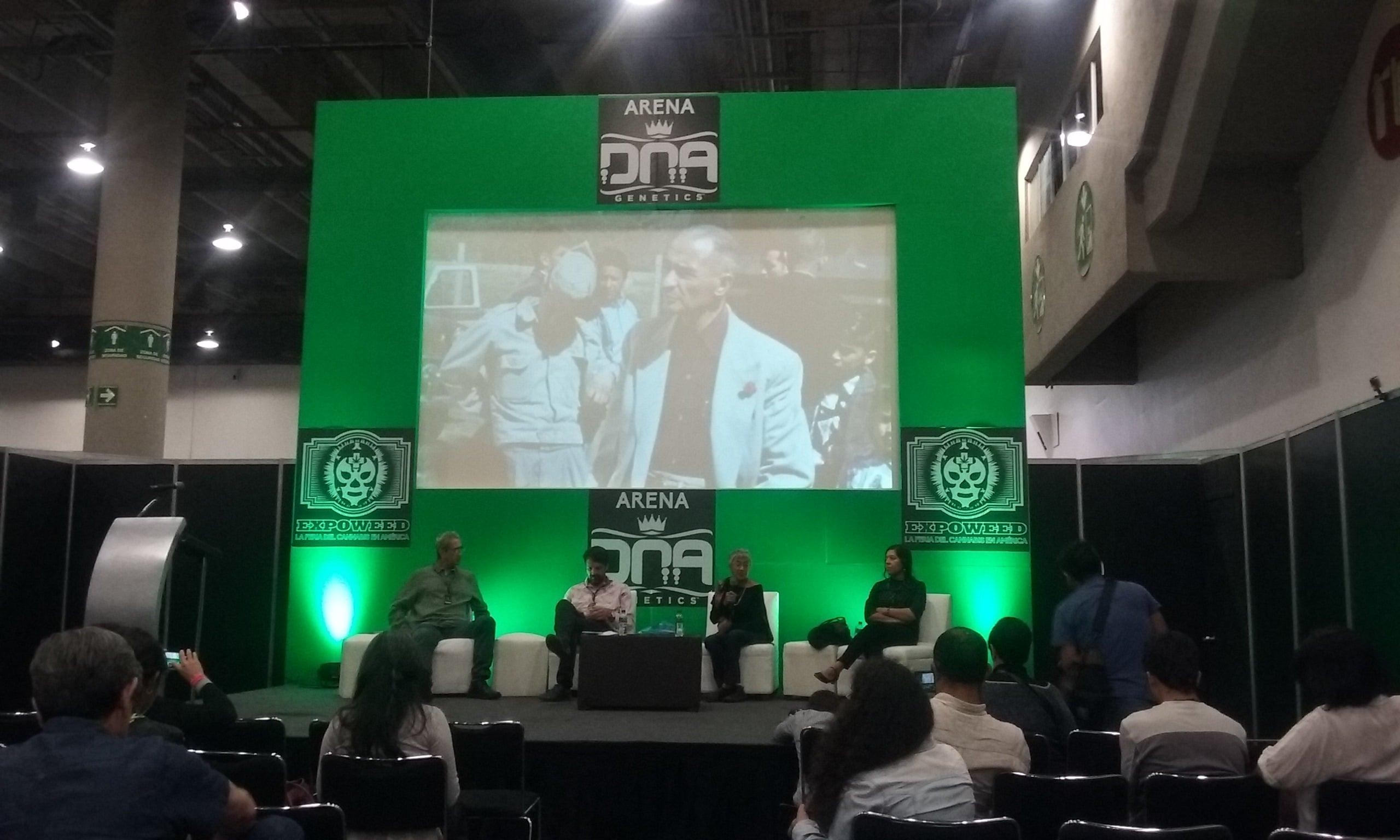 Nación Cannabis | Inauguración de Expoweed México 2017