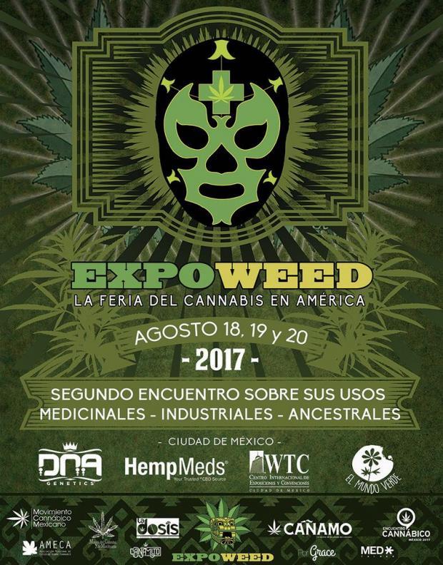 Nación Cannabis | Desmitificación, objetivo de Expoweed México 2017