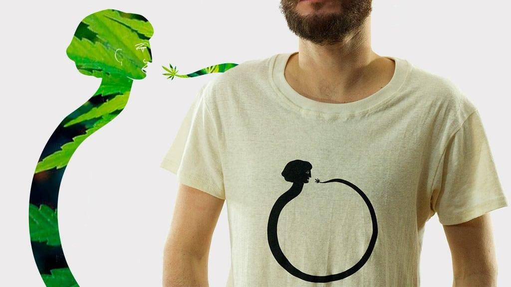 Nación Cannabis | Mexicanos lanzan en Kickstarter camisetas hechas con cannabis