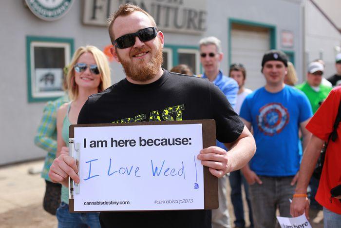 Nación Cannabis | Estadounidenses a favor de la marihuana