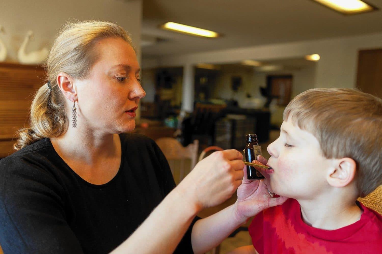 Cannabis medicinal niños