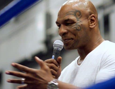 Consumo de cannabis rescató a Mike Tyson como empresario