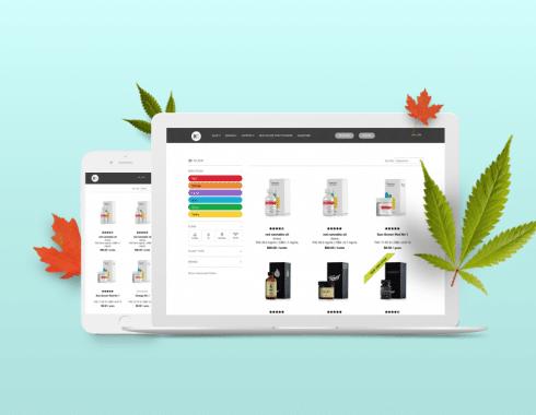 Shopify ayudará a vender cannabis online