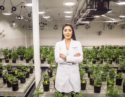 Esta empresaria es la reina del Cannabis en EEUU