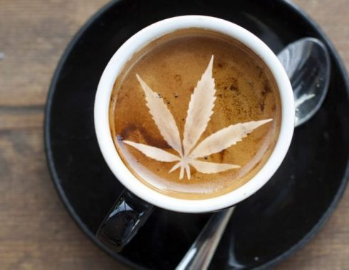 café de cannabis legal