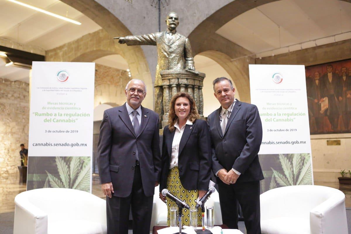 Nación Cannabis | El Senado analiza brindar cannabis medicinal gratuito y de calidad en México