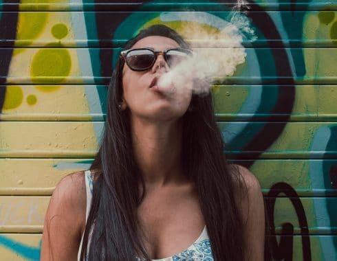 conducir y fumar marihuana