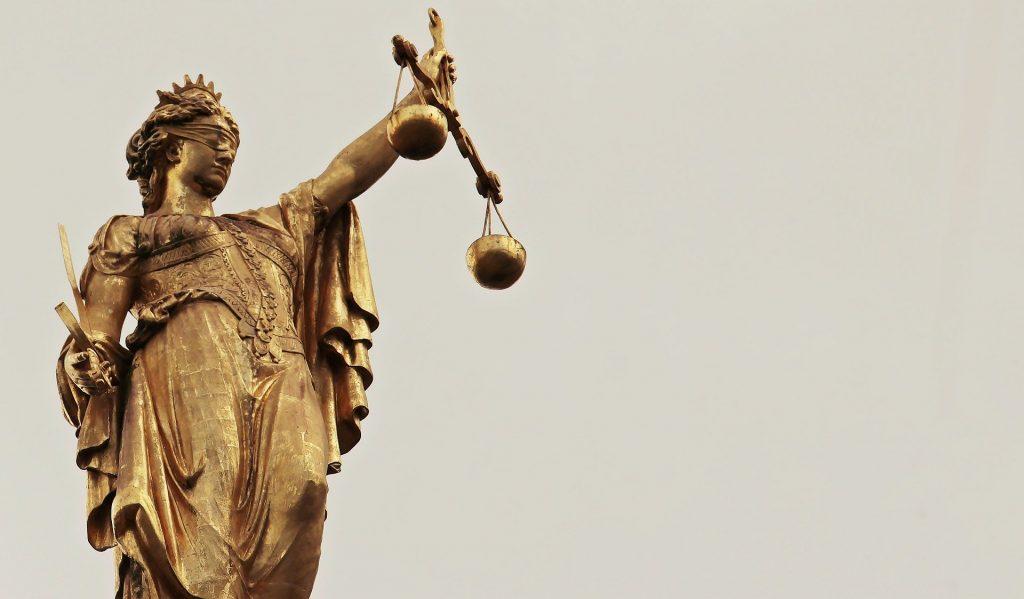 justicia diosa
