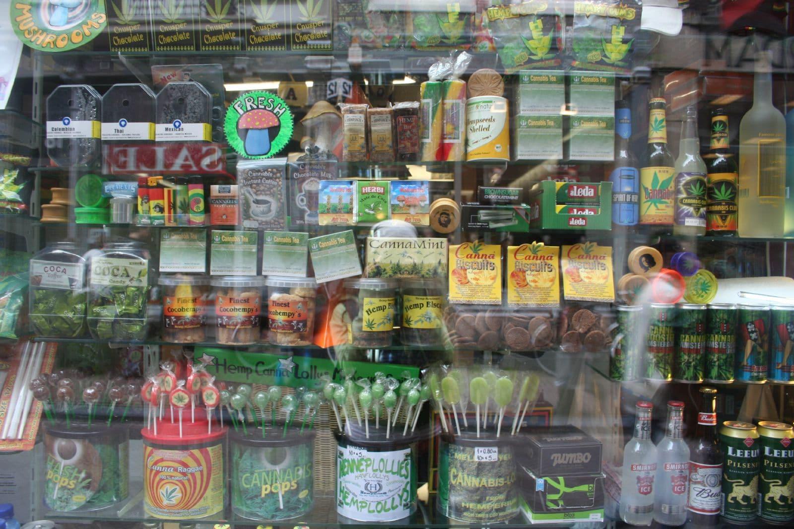 Nación Cannabis | Símbolos que facilitan el entendimiento de las etiquetas del cannabis comestible