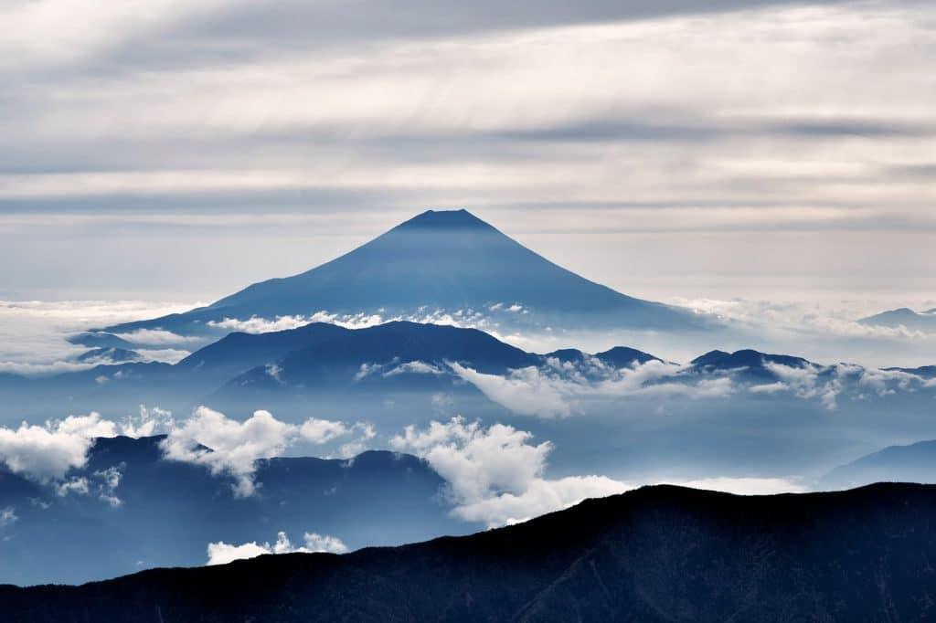 monte Fuji marihuana