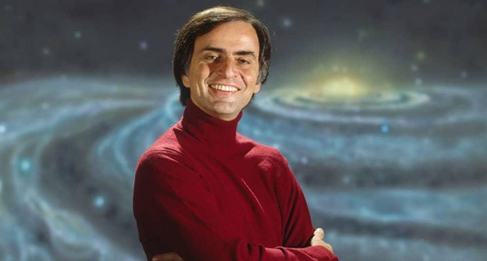 Carl Sagan y su sagrada adoración a la marihuana