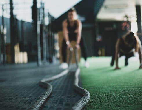 Fitness y marihuana, surge una nueva generación de atletas