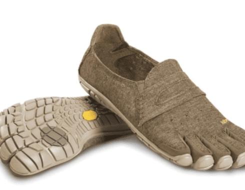 Zapatos de cáñamo, moda entre veteranos