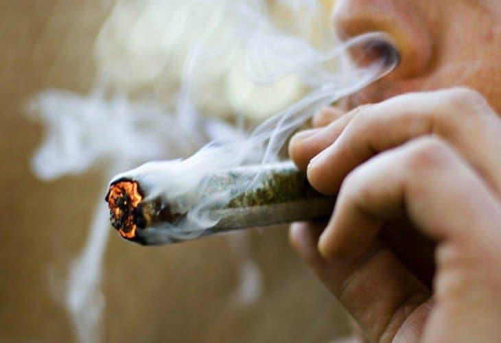 Marihuana altera la forma de caminar