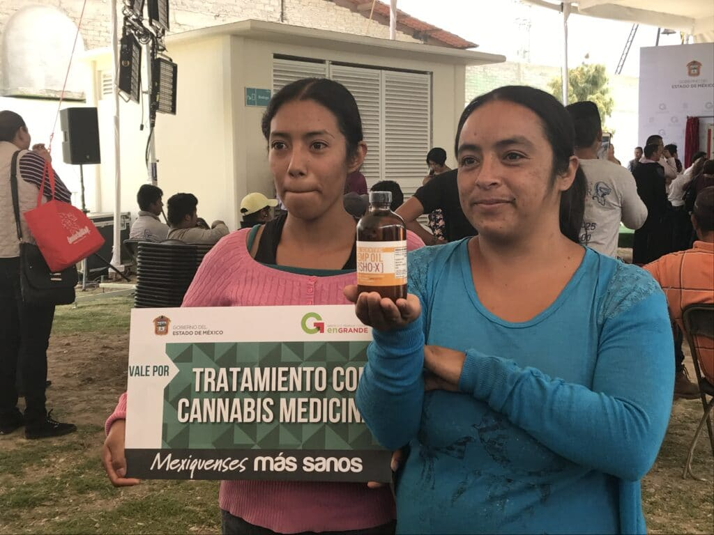 Edomex dará tratamientos de cannabis gratuitos