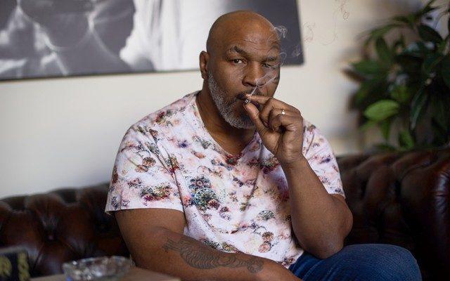 El rancho de marihuana de Mike Tyson