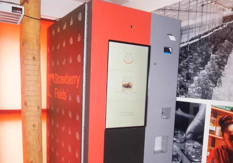 Nación Cannabis | Colorado: lanzan máquina expendedora de cannabis