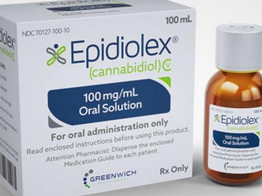 Epilepsia y epidiolex con CBD