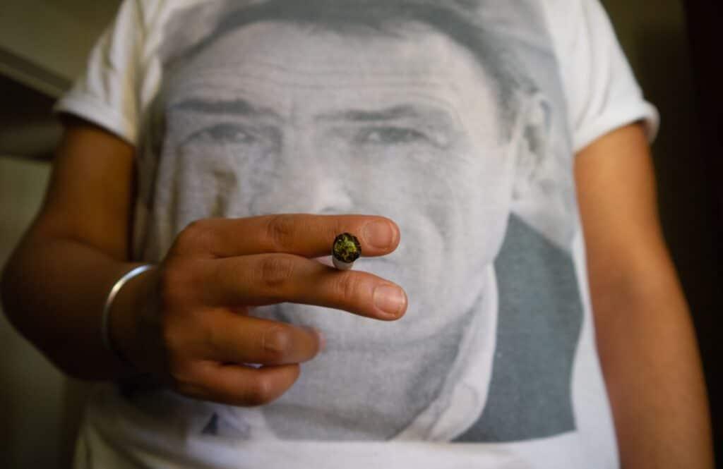 venta de marihuana eeuu record