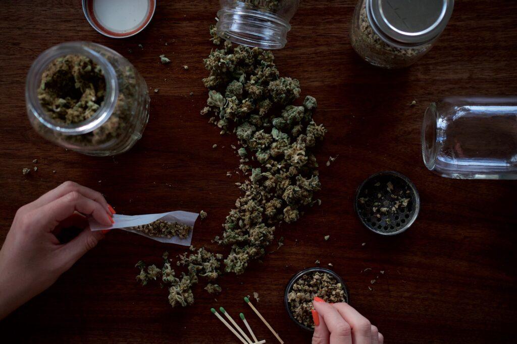 fumar maihuana por vez primera