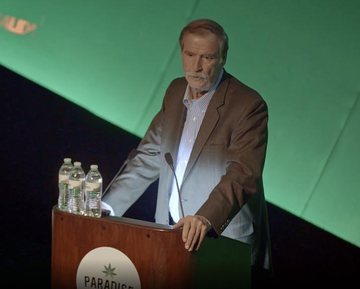 Nación Cannabis | Vicente Fox expande su negocio de cannabis en México